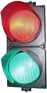 Red Green LED DC Traffic Signal Light
