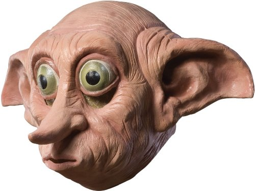 Rubie's Harry Potter Dobby Deluxe Adult Latex Mask