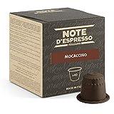 Note D'Espresso Capsule Compatibili con Sistema Nespresso, Mocaccino, 40 caps