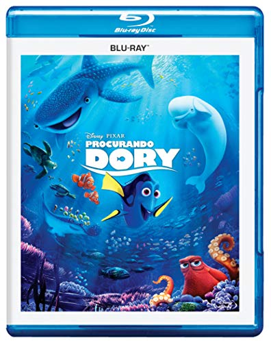 Procurando Dory [Blu-ray]