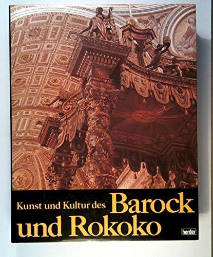 Kunst und Kultur des Barock und Rokoko. Architektur und Dekoration