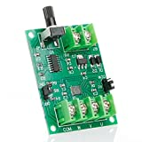 Hotaluyt Componenti elettronici DC 5V-12V brushless Driver del Controller Scheda Disco Rigido Controllo Motore Circuit Board