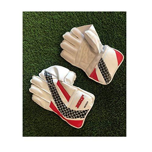 MRF Warrior Cricket Wicket Keeping Gloves 100% Original Branded