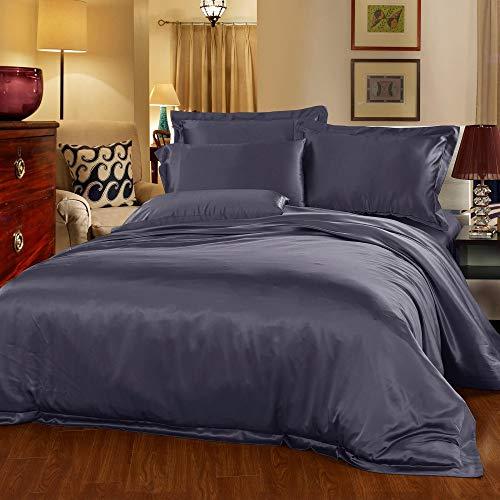 LilySilk 4pc Silk Sheet Travel Set 22 Momme...