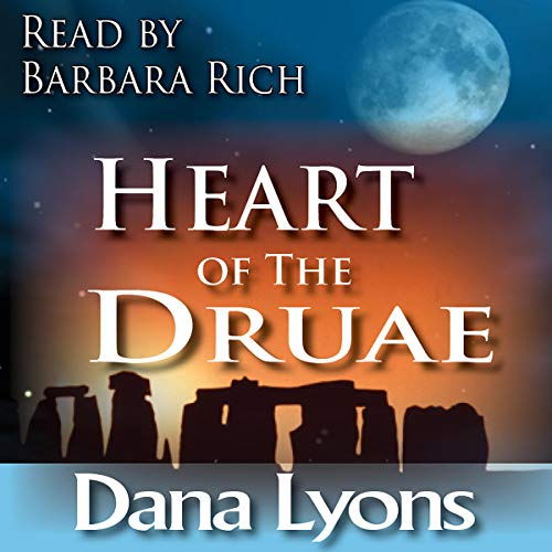 Heart of the Druae audiobook cover art