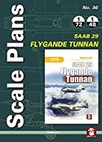 Scale Plans: Saab 29 Flygande Tunnan