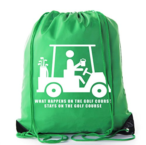 Mato & Hash Golf Bags, Drawstring Golf Bags for Leagues, Parties and More!