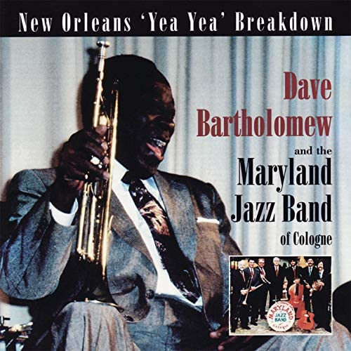 Dave Bartholomew & Maryland Jazz Band of Cologne