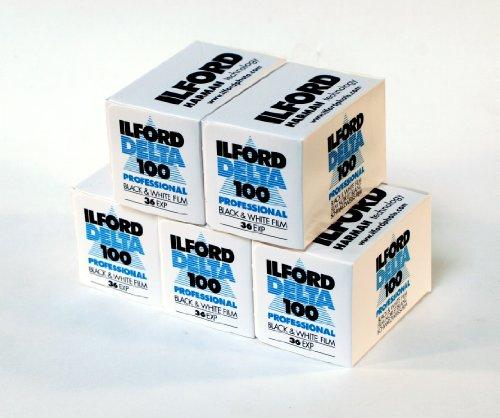 Ilford 1780624 película en Blanco y Negro 36 Disparos - Película fotográfica en Blanco y Negro