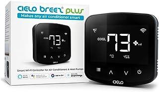 Cielo Breez Plus Smart Air Conditioner Controller | Smart Thermostat for Mini Split, Window & Portable ACS | Alexa, Googl...