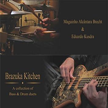 Brazuka Kitchen - A Collection Of Bass & Drum Duets