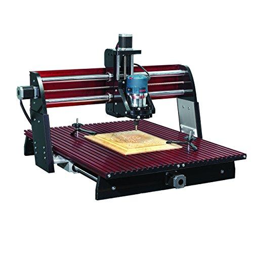 Next Wave Automation CNC Shark HD 4, 36-1/4''W x 36''L x 24-1/2''H