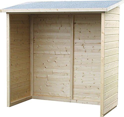Box Sistemazione Legno Aveal 12 mm 192x93xh181 cm