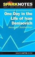 Spark Notes: Ivan Denisovich,One Day in Life of (Sparknotes) by Aleksandr Solzhenitsyn (2004-10-14)