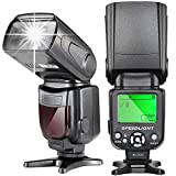 HIFFIN HF-950 Flash Light Speedlite Universal for Fujifilm Olympus Nikon d3400 Canon 650D