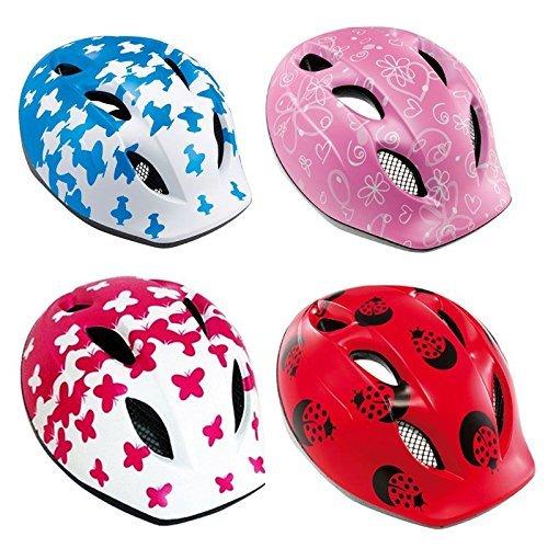 Bike Helmet For Children MET Super Buddy Air Blue, 52-57 cm 3HELM19M0BB by Met-Rx