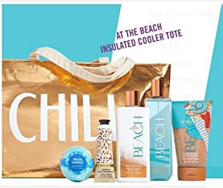 Bath & Body Works AT THE BEACH Cooler Tote