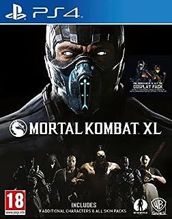 Mortal Kombat XL pour PS4