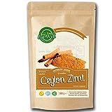 Ceylon Zimt ( 500g ) | Zimtpulver gemahlen | 100% echtes natürlich ohne Zusätze | Rohe & Rein - natürliche | Eat Well Premium Foods