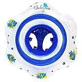 Babyino Baby Schwimmring (Blau)