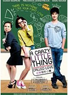 A Crazy Little Thing Called Love (First Love) DVD (Thai Version with English Subtitles)