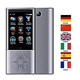 AWYYSYS Smart Device de traducción Desconectado instantánea Inteligente de Voz Traductor Apoyar 105 ...