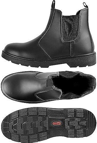 Dealer Bottes de sécurité Noir Taille 10
