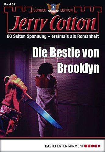 Jerry Cotton Sonder-Edition - Folge 57: Die Bestie von Brooklyn