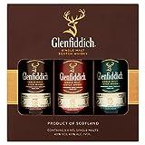 Glenfiddich Scotch Whisky Mix, Pack of 3