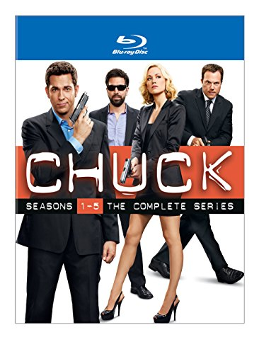 Chuck - The Complete Series [Blu-ray]