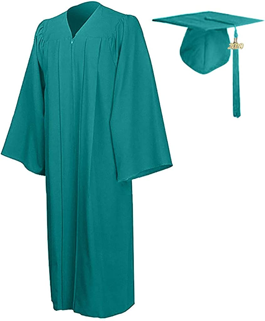 Unisex Student Super sale period limited Graduation Cap and Tassel Charm Gown Max 67% OFF Pendant