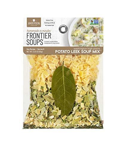 Frontier Soups, Potato Leek Soup Mix, 3.25 Ounce