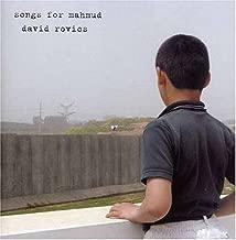 Songs for Mahmud by David Rovics (2004-05-03)