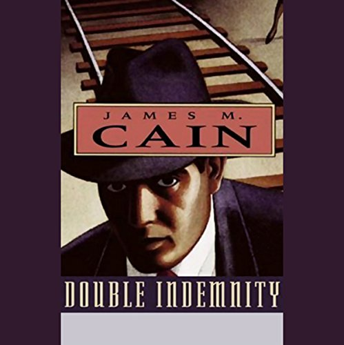 Double Indemnity audiobook cover art