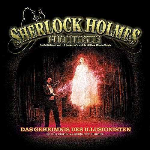 Das Geheimnis des Illusionisten audiobook cover art