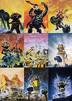 CHRIS FOSS 1995 FPG FANTASY ART COMPLETE BASE CARD SET OF 90