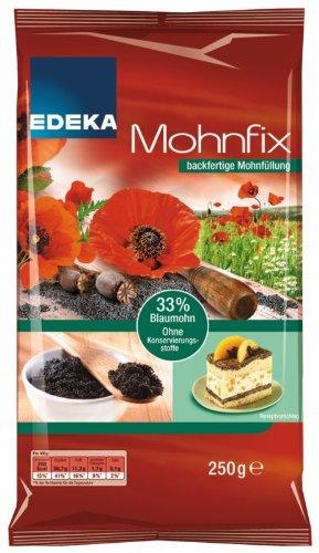 Edeka Mohnfix 250g
