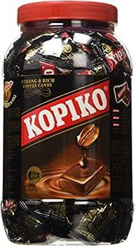 Kopiko Coffee Candy In Jar 800g/28.2oz  Original Version