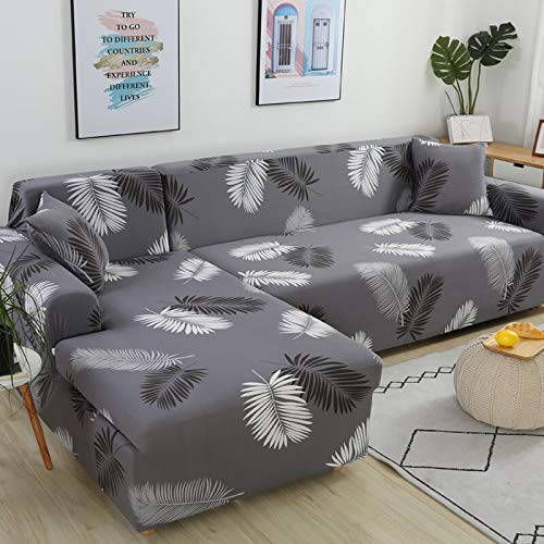 Floral Sofa Covers for Living Room Slipcovers Elastic Stretch Sectional Sofa sofa Corner A19 3 seater
