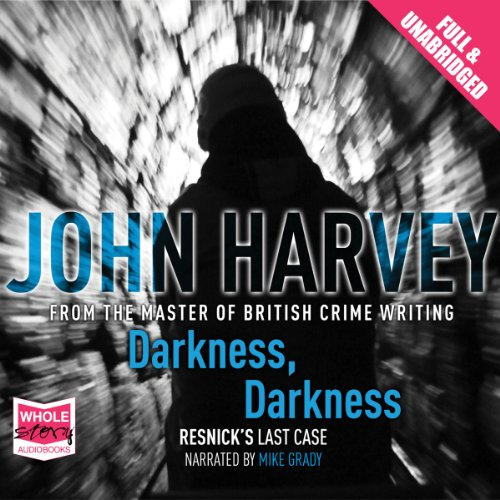 Darkness, Darkness audiobook cover art