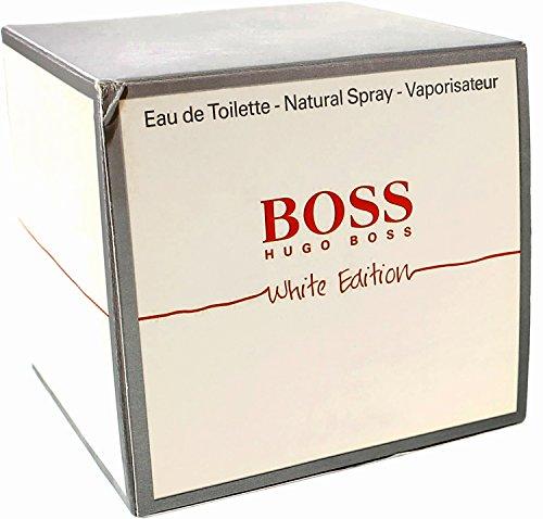 BOSS IN MOTION White Edition Eau de Toilette Zerstäuber 40ml