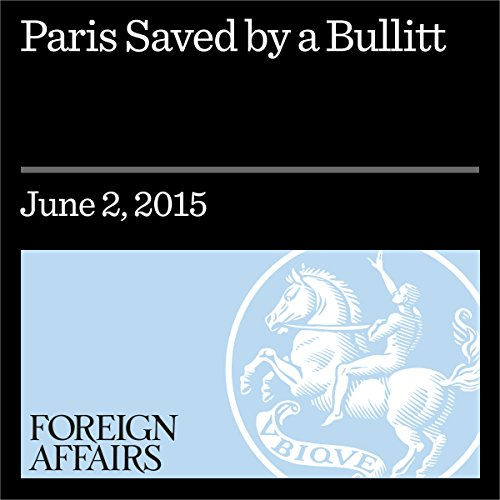 Paris Saved by a Bullit                   By:                                                                                                                                 Sam Roberts                               Narrated by:                                                                                                                                 Kevin Stillwell                      Length: 44 mins     Not rated yet     Overall 0.0
