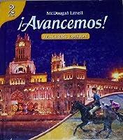?Avancemos!: Teacher s Edition Level 2 2007 0618687270 Book Cover