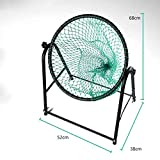 Posma CN020 ゴルフChipping Net withスチールシェルフ練習Net -角度Adjustable