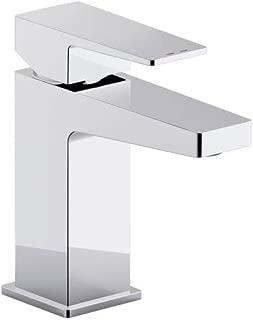 KOHLER Honesty Bathroom Faucet, K-99760-4-CP, Single Control in Polished Chrome