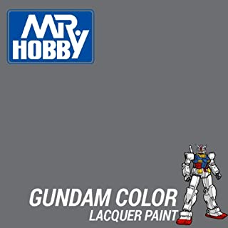 Mr. Gundam Color UG05 MS Metallic Gray U.E Paint 10ml. Bottle Hobby