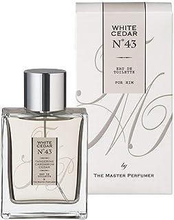 The Master Perfumer White Cedar N°43 woda toaletowa dla him, 100 ml