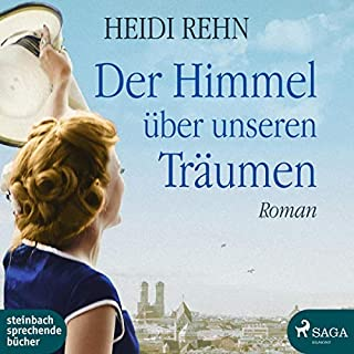Der Himmel über unseren Träumen                   Autor:                                                                                                                                 Heidi Rehn                               Sprecher:                                                                                                                                 Lisa Rauen                      Spieldauer: 11 Std. und 23 Min.     1 Bewertung     Gesamt 4,0