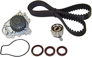 DNJ TBK217BWP Timing Belt Kit with Water Pump for 1999-2000 / Honda/Civic / 1.6L / DOHC / L4 / 16V / 1595cc / B16A2