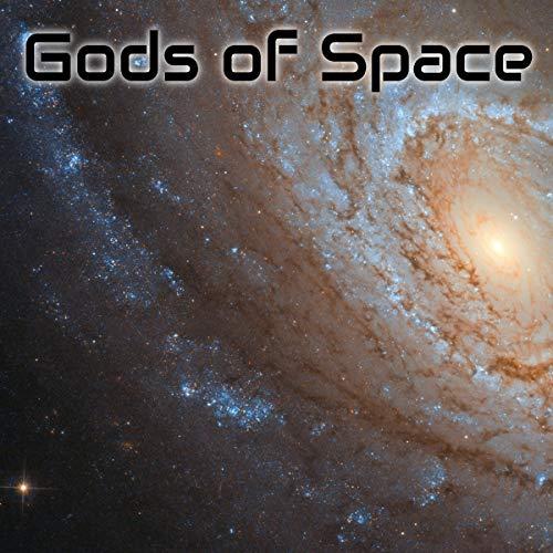 『Gods of Space』のカバーアート